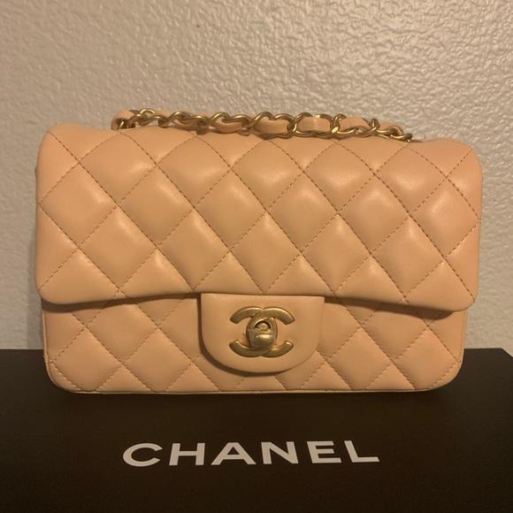 11193dbac8e7 CHANEL Bags | Mini Classic Flap | Poshmark